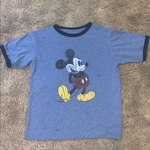 Vintags mickey mouse tee